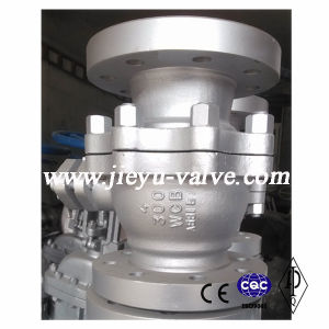 API 6D 4 Inch Carbon Steel Floating Ball Valve pictures & photos