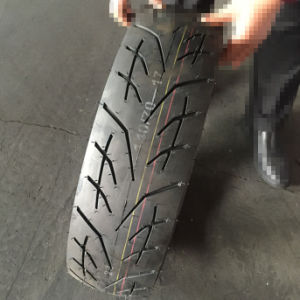 Popular Anti-Skid Motorcycle Tire 100/80-17 pictures & photos