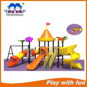 Customized Outdoor Play Gym Kids Playground Sets pictures & photos
