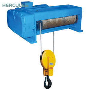 Electric Hoist with Capacity up to 100t pictures & photos