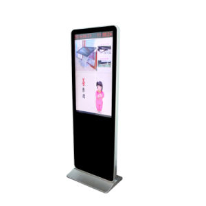 42 Inch Stand Alone Floor Stanging LCD Media Player pictures & photos