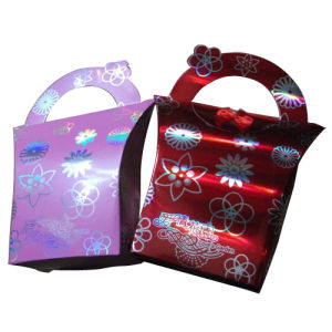 Customer New Design Print High Quality Paper Shopping Gift Bag pictures & photos