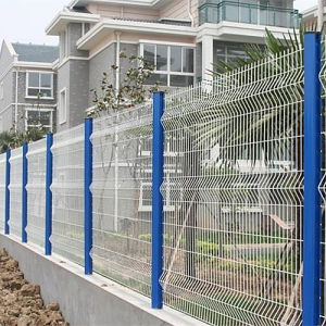 High Security Powder Coated Residential Fence pictures & photos