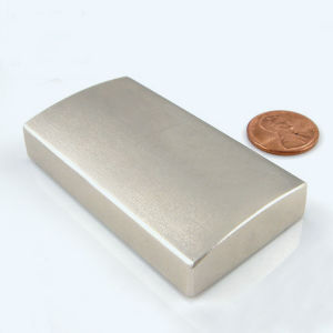 45sh Strong Permanent Neodymium Motor Magnet pictures & photos