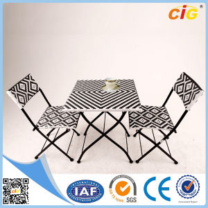 2015 New 3 PC Striated Cheap Outdoor Furniture pictures & photos