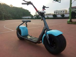 2016 New Electric Motorcycle with 1000W Motor pictures & photos