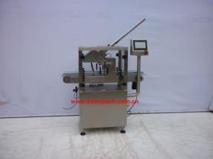 Automatic Plastic Lid Capping Machine, Capping Machine, Lid Pressing Machine pictures & photos