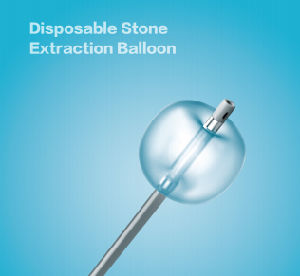Medical Device Ercp Disposable Stone Extraction Retrieval Balloon pictures & photos