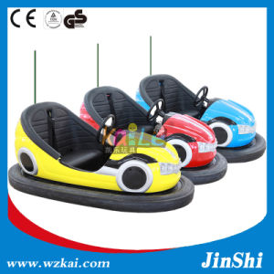 European Standards Amusement Park Dodgem Cars ceiling Electric Net Bumper Car (PPC-101H) pictures & photos