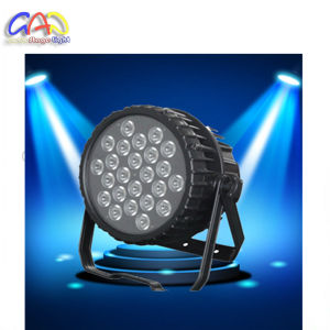 Promotional LED PAR Waterproof LED Stage PAR LED 24 15W PAR Light pictures & photos