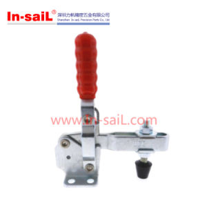 Toggle Clamps - Vertical Handle, Horizontal Base Type, Straight Base pictures & photos