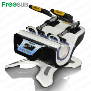 Freesub Double Mug Printing Machine for Sublimation (ST-210) pictures & photos