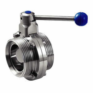 Sanitary Butterfly Valves for Food Industry for Food Industry pictures & photos