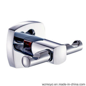 Bathroom accessories  Zinc Robe Hook with Good Quality pictures & photos