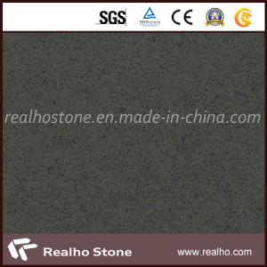 Chocolate Grey Quartz/Artificial Stone with Slab/Tile/Countertop pictures & photos