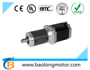 23HS6403-PG10 23HS-PG Series Planetary Geared Stepper Motor (57mm X 57mm) pictures & photos
