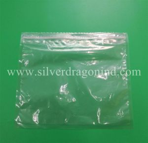 Custom Transparent/Clear PVC Ziplock Bag for Underwear Package pictures & photos