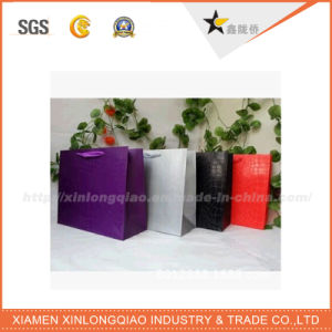 Custom Factory Direct High Quality Special Paper Bag pictures & photos