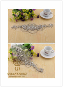 Wedding Dress Accessories Rhinestone Belt, Factory Direct