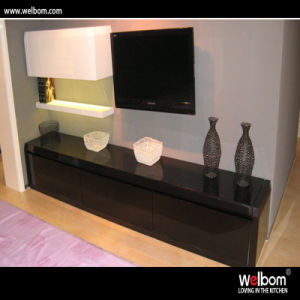 2016 Welbom Modern Lacquer Simple TV Stand pictures & photos