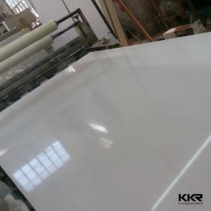 Shenzhen Factory Pure White Artificial Quartz Slab for Countertop pictures & photos