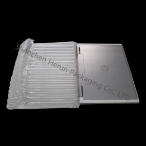 Inflatable Air Bag Packaging Air Column Packaging for Laptop in Q Shape