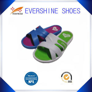 Comfortable EVA Slippers for Ladies, Customized Colors Are Available (DRS-006)
