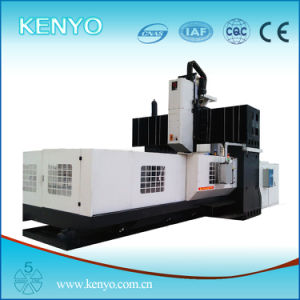 Kx-3018 Beam-Moving CNC Gantry Milling Machine