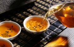 Swan Goose Tea Brick pictures & photos