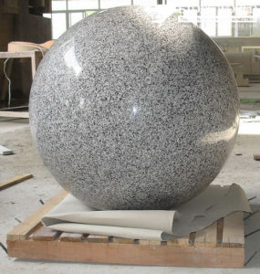 Natural Granite Marble Stone Ball for Water Fountain pictures & photos