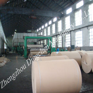 Dingchen 1760mm Corrugated Paper Fluting Paper Making Machine pictures & photos