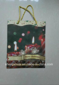 New Style Paper Bag with Laser Result