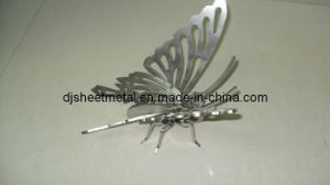 High Precision CNC Laser Cutting Stainless Steel Fabrication pictures & photos
