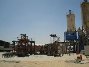 The  Hzs Series Concrete Mixing Plant pictures & photos