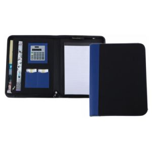 PU PVC Leather File Folder Portfolio Organizer