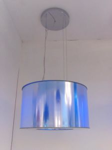 Modern Simple Design Carbon Steel PVC Pendant Lighting (KA2101S1) pictures & photos