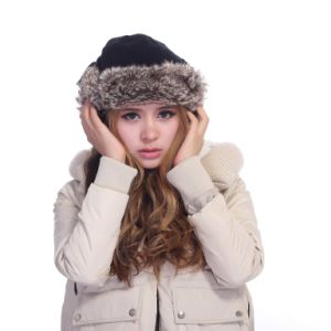 Fur Warm Hat for Winter pictures & photos