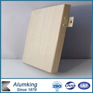 Wooden Surface ACP/Aluminium Composite Panel for Curtain Wall pictures & photos