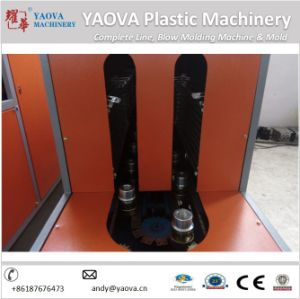 Yaova 6L Semi Automatic Bottle Blowing Machine pictures & photos