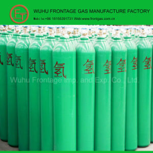 High Purity Gas Cylinder Hydrogen (40 Liter 150-200 Bar) pictures & photos