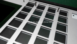 Aluminium Plate Buttons Embossing Membrane Keypad (MIC0291) pictures & photos