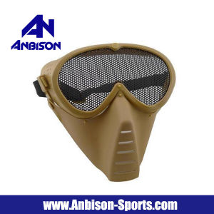 Airsoft Full Face No Fog Goggle Airsoft Mask Type 1 pictures & photos