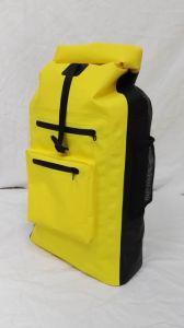 500d PVC Tarpaulin OEM Waterproof Sport Backpack Wholesales (H336) pictures & photos