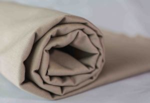 Cotton Polyester Uniform Shirt Garment Dyed White Twill Plain Fabric pictures & photos