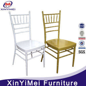 China Metal Wholesale Chiavari Chair for Wedding pictures & photos