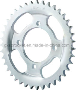 Motorcycle Sprocket Rear Suzuki Hj125-2D pictures & photos
