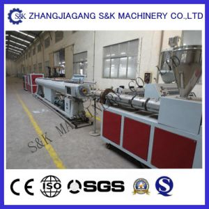 75-160mm PVC Pipe Extrusion Line pictures & photos