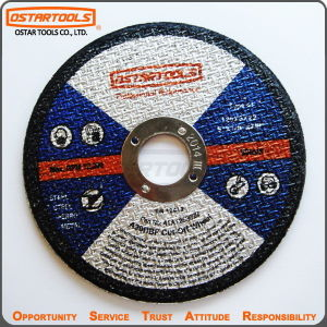 """5"""" Type 41 Abrasive Flat Cut-off Wheel for Metal Steel Cutting pictures & photos"""