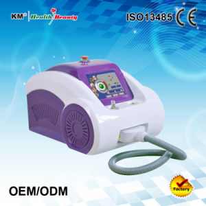 Q-Switch ND: YAG Laser 1064nm&532nm Tattoo Removal and Pigment Removal pictures & photos