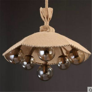 Fabric Pendant Lighting for Home or Hotel pictures & photos